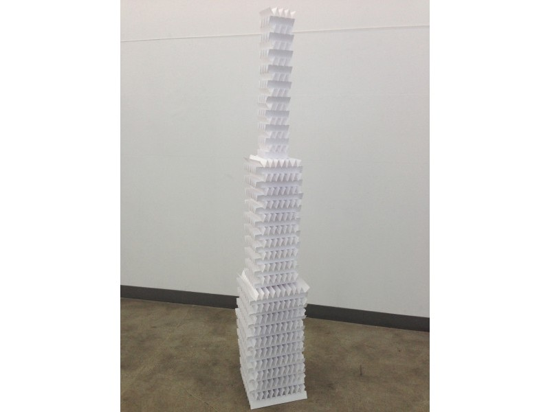 Paper Tower - Ms. Snyder's Physics Olympics